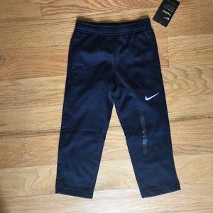 NWT Nike Navy Therma Pants